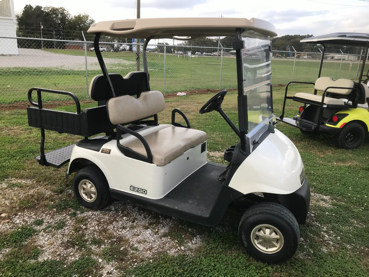 2009 EZ-GO RXV for sale at Lift Service Inc in Alabama
