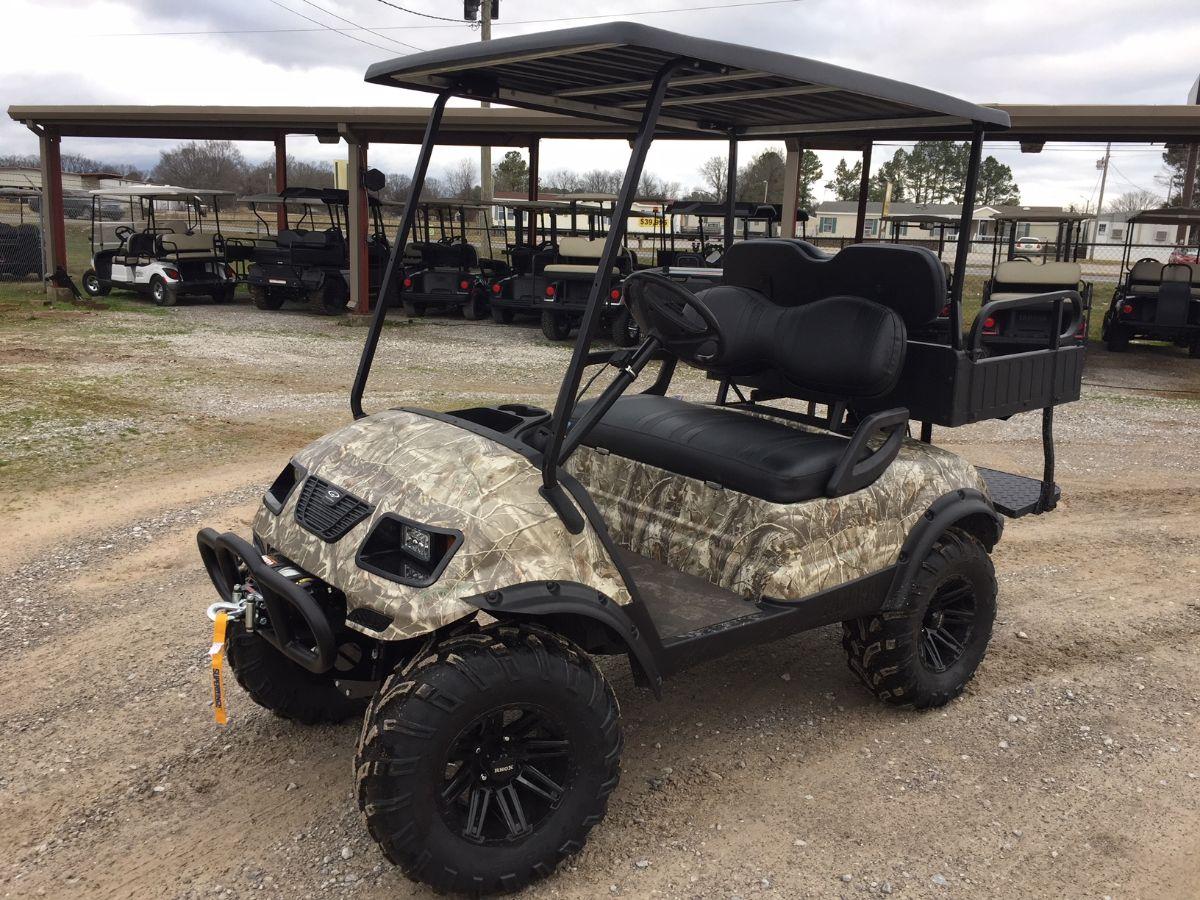 2015 Yamaha Hunting Cart