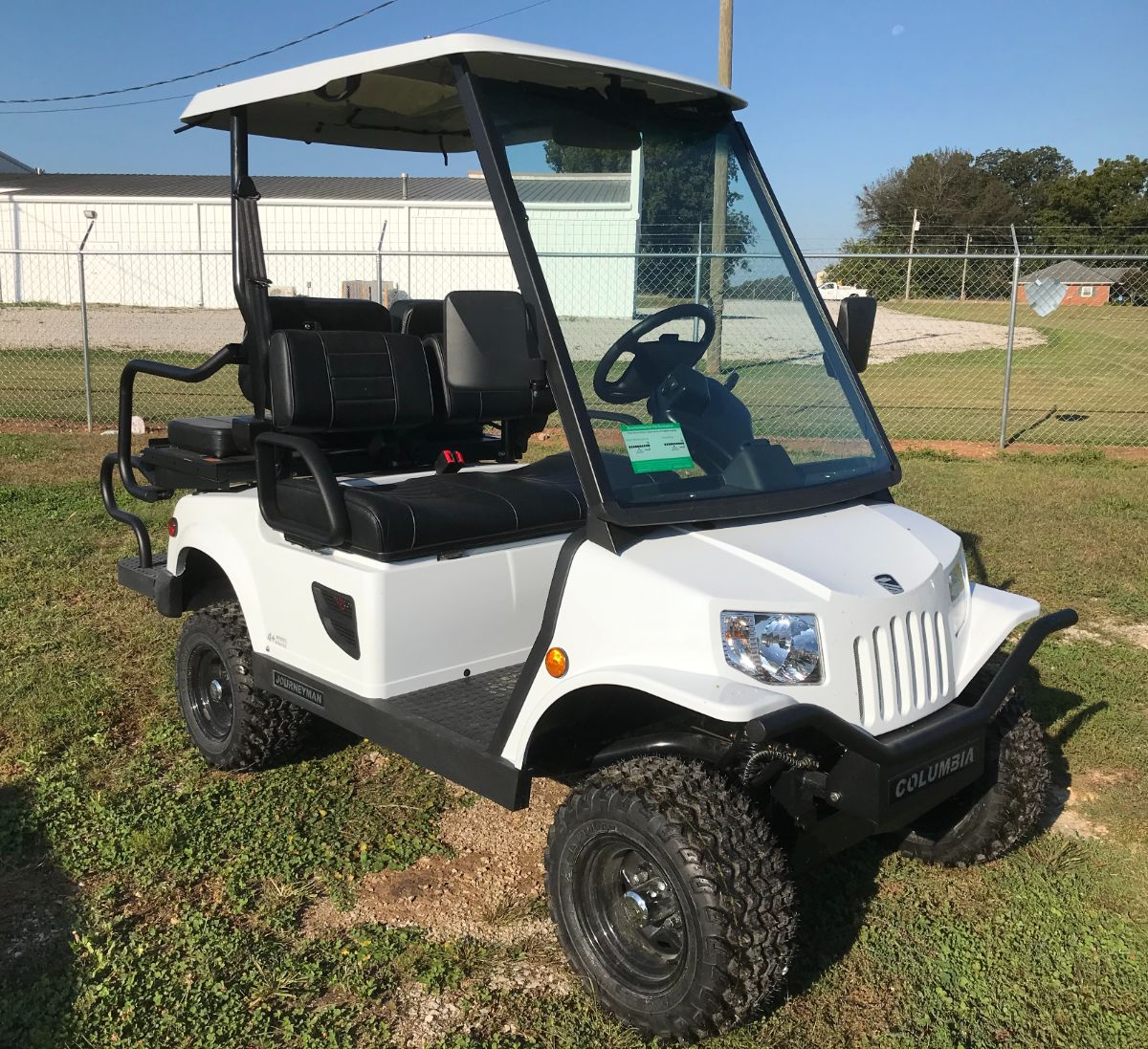 2021 Columbia Journeyman - Street Legal LSV for sale at Lift Service Inc in Alabama