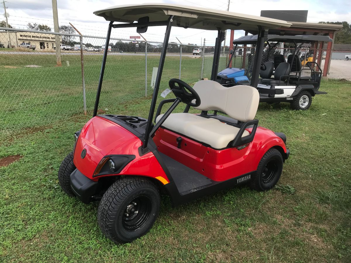 2021 Yamaha PTV - Quietech Gasoline - Arsenal Red for sale at Lift Service Inc in Muscle Shoals Alabama