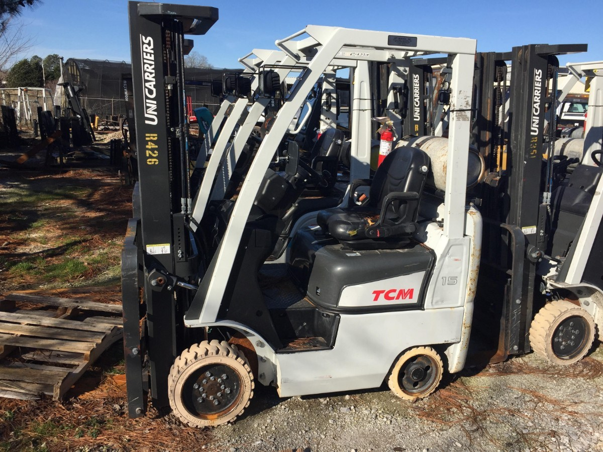 UniCarrier FCG15L-A1 For Sale