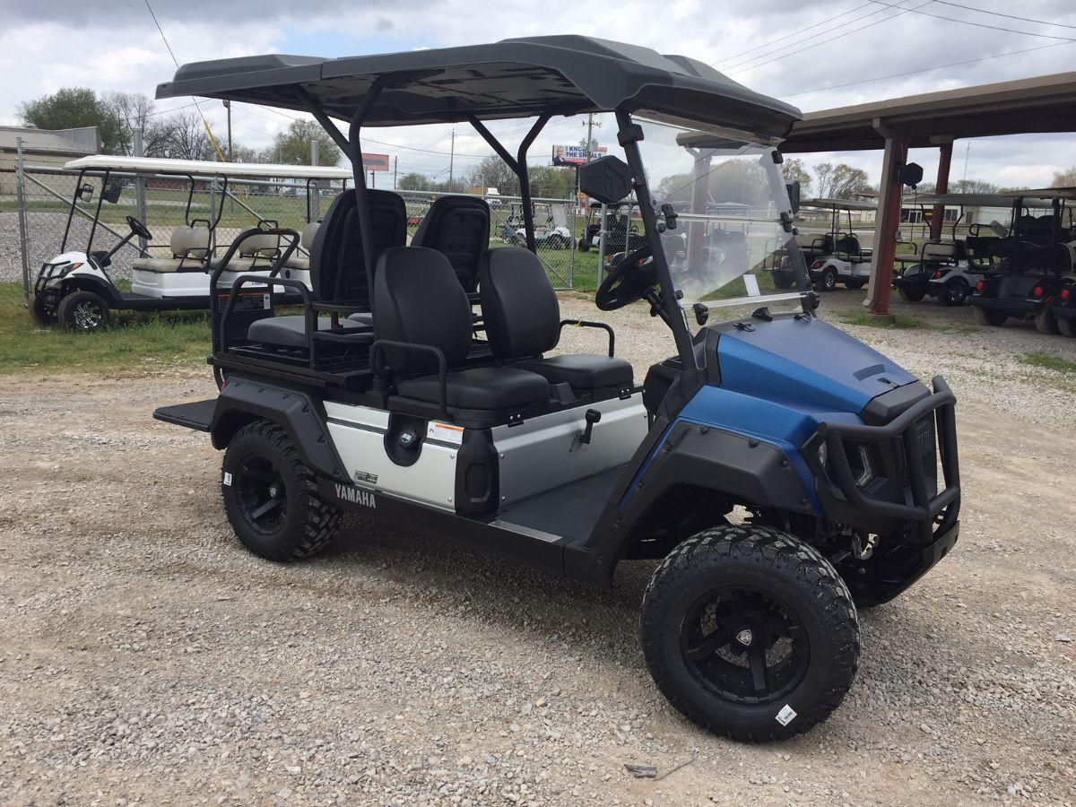 New Golf Carts - 2020 Yamaha Umax Rally 2+2