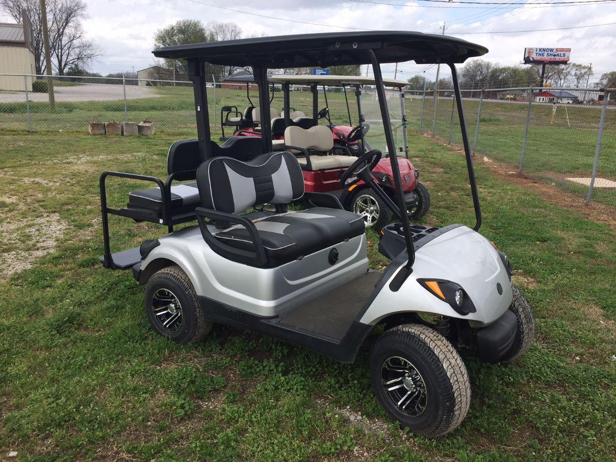 Used Golf Carts - 2016 Yamaha Drive (Electric)